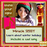 Holiday Scoot with song