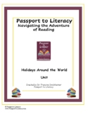 Holiday Traditions from Around the World Unit/Book