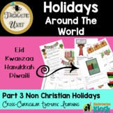 Christmas Around The World:  World Tour Part Three (Non Ch