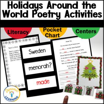 Holidays Around the World Poem