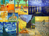 Hollywood Squares Impressionists & Post Impressionist 40 S