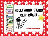 Hollywood Stars Behavior Clip Chart