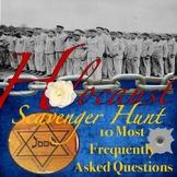 Holocaust Scavenger Hunt