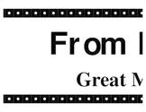 Homework to Hollywood Bulletin Board Printables - Alternat