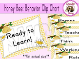 Honey Bee: Behavior Clip Chart