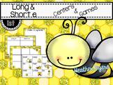 Honey Bees {Long and Short e Center}