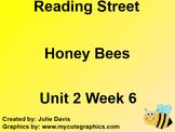 Honey Bees SmartBoard Companion Reading Street 1st First Grade