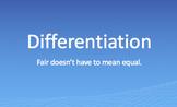 Hospital Differentiation Lesson Handout