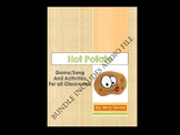 Hot Potato  Bilingual MP3, Lyrics & activity BUNDLE. Engli