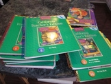 Houghton Mifflin CA Teacher's Edition Theme 1-10