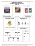 Houghton Mifflin Mini-Focus Wall Theme 6 Weeks 1-3