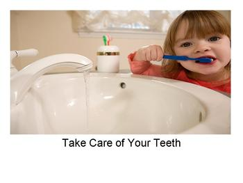 How To Brush - Dental Health Month