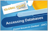 How to Access and Conduct a Database Search (Global Issues