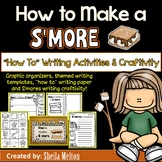 How to Make a S'more Writing