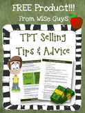 FREE How to Successfully Sell Lesson Plans, Units, and Act