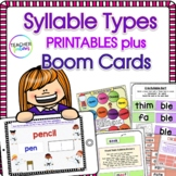 How to Teach Syllables BUNDLE: Part 1 and 2