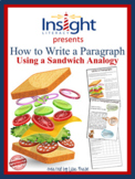 How to Write a Paragraph - Instructions, Example, Rubric