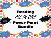 Huge Reading Interactive PowerPoint Bundle AND Interactive