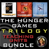 Hunger Games Trilogy Teaching Units Bundle