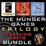 Hunger Games Trilogy Teaching Units Bundle