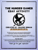 Hunger Games eBay Listing Creative Assignment