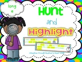 Hunt and Highlight: Sounds of Long E