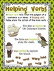 Hunting for Helping Verbs- A Classroom or Hallway Exploration
