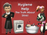 Hygiene Help:   The Truth About Stink Plan With Common Cor