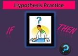 Hypothesis Practice