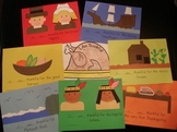 I Am Thankful Thanksgiving Theme Book