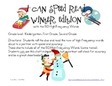 I Can Speed Read {Winter Edition}