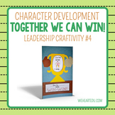Together WE Can Win! {Leadership Craftivity 4}