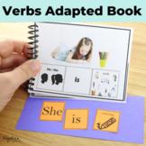 VERBS... Present Progressive Verbs  Adapted Book 2 Autism