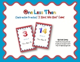 """""""I Have, Who Has?"""" Game - One Less Than (Math: Subtraction)"""