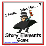I Have  . . . Who Has . . ? Story Elements