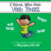 I Have, Who Has: Verb Tenses (Past and Present)