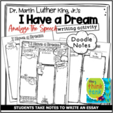I Have a Dream: A Reflective Writing Assignment