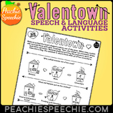 I Heart Speech Therapy: Practice Mats for Speech and Language