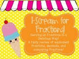 I-Scream for Fractions!