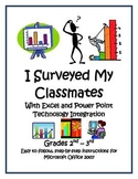 I Surveyed My Classmates With Excel and Power Point Integration