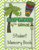 *I Survived 4th Grade* Memory Book for Big Kids