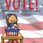 """""""I Voted"""" stickers!"""