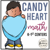 I Want Candy! Valentine's Day Math with Candy Conversation Hearts