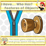 """""""I have... Who has...?"""" features of objects"""