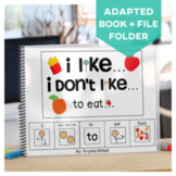 OPINION:I like...I don't like... to Eat... Adapted Book Sp