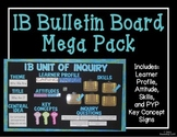 IB Bulletin Board Mega Pack
