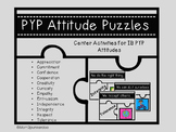 IB PYP Attitudes Center Activities