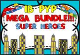 IB PYP BIG BUNDLE Start Up Kit SUPER HEROES
