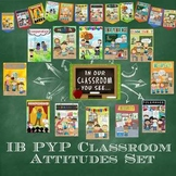 IB PYP Classroom Attitudes Set for US Paper