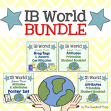 [IB BUNDLE] Posters, Booklets, Quiz, Awards